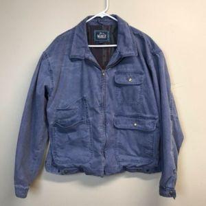 Mens Vintage Woolrich Everyday Twill Jacket